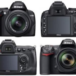 ニコンのデジタル一眼レフカメラ、エントリーモデル『D3000』と最上位機種『D300S』を8月28日発売へ