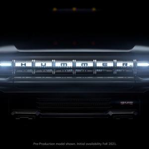 ハマーが電気自動車として再降臨 ゼネラルモーターズが「GMC HUMMER EV」を発表
