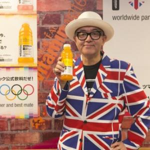 スタイリスト馬場圭介さん「日本選手入場は浴衣がいいんじゃない?」ロンドンオリンピックの楽しみ方も伝授!