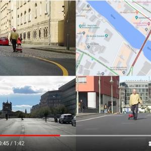 """99台のスマホと一緒に歩いただけでGoogleマップを""""仮装渋滞""""させてしまいました"""