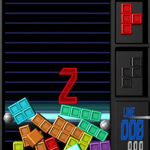 【アプリ】物理演算を使った『テトリス』風ゲームがAndroidに登場 意外とハマる!