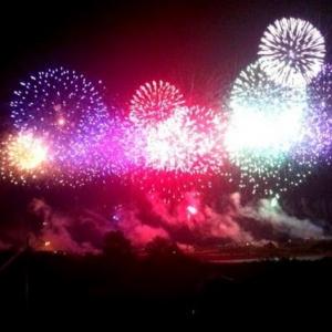 日本三大花火大会『長岡まつり』に行ってきた