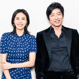 『AI崩壊』大沢たかお&松嶋菜々子インタビュー「便利な社会になってからこその、根本的な愛や家族の大切さが描かれている」