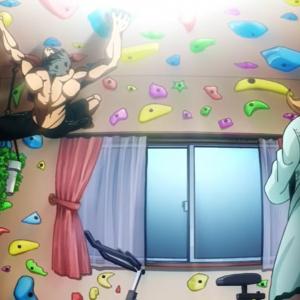 「ここ賃貸だよ…?」筋肉に取り憑かれた男・橋本陽馬の暴走が始まる『岸辺露伴は動かない』OVA「ザ・ラン」新PV解禁