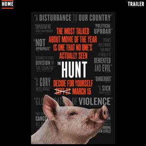 銃乱射事件で公開見送りだった『The Hunt(原題)』 3月13日に全米公開へ
