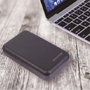 軽量約300gで大容量13500mAh! USB Type-C搭載でノートPC高速充電可能なモバイルバッテリー『Power Bank Pro』