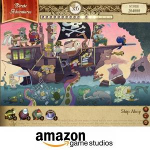 アマゾンゲームスタジオが開発した『Living Classic』を遊んでみた クリックするだけの簡単ゲーム