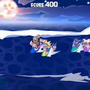 【アプリ】ファイナルファンタジーの生み親である坂口博信が開発したiPhoneゲーム『Party Wave』
