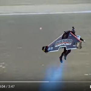 リアルアイアンマンみたいなジェットスーツ『JETWING』がドバイでテスト飛行