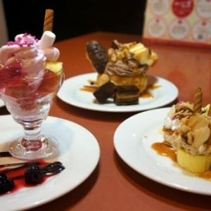 キュートで美味しいデザートが作り放題! 新感覚スイーツバイキング「Sweets LABO」レポート