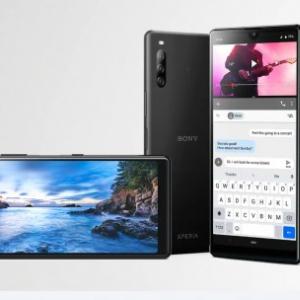 Sony Mobile、21:9ディスプレイやトリプルレンズを搭載した「Xperia L4」を発表
