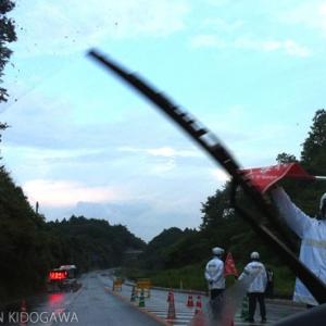 原発20キロ圏内、楢葉の警戒区域解除初日に福島県警のおまわりさんと立ち話した