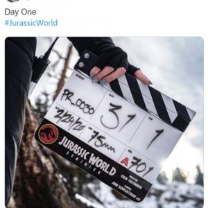 「ジュラシック・ワールド」シリーズ最新作の撮影が始まった模様 タイトルは『Jurassic World: Dominion』