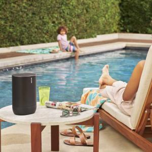 Sonos初のポータブルスピーカー「Sonos Move」が3月6日に先行販売開始へ Wi-Fiに加えてBluetooth接続に対応