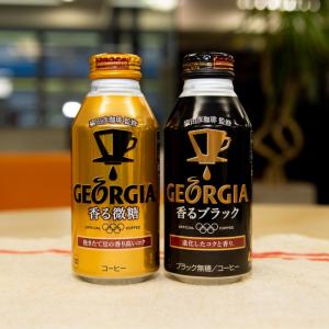 """進化した「ジョージア 香るブラック・微糖」で楽しめる""""もどり香""""って何? 猿田彦珈琲・大塚朝之さんに聞いてみた"""