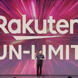 楽天モバイルが4月8日から開始する新料金プラン「Rakuten UN-LIMIT」を発表 通話かけ放題・楽天エリアのみデータ使い放題で月額2980円の1プラン