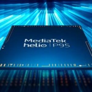 MediaTek、LTEスマホ向け新SoC「Helio P95」を出荷開始