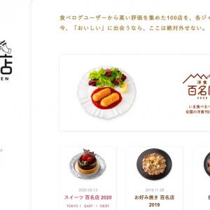 食べログが「洋食 百名店 2020」を発表 初選出ジャンルの評価ベスト5のお店は?