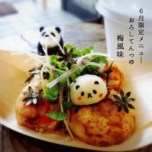 パンダたこ焼きから激辛麻婆まで! 毎月限定商品を生み出す京都の人気たこ焼き店