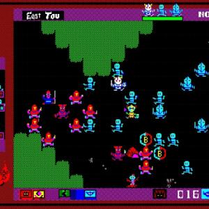Joy-Conを渡しておすそわけプレイが可能に 「ボコスカウォーズ II」のNintendo Switch版が3月19日発売へ