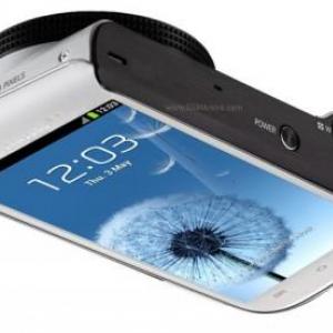SamsungがIFA 2012で1600万画素のAndroid搭載デジカメ『Galaxy S Camera』を発表するというウワサ