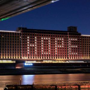 そのメッセージは希望!公式ホテルでウィンドウ・イルミネーション【USJ最新アドレス】