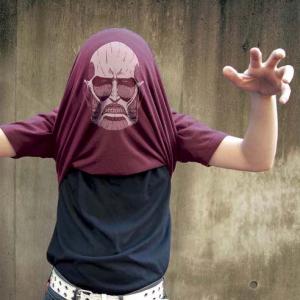 嵐インスタ投稿の相葉着用Tシャツが『進撃の巨人』グッズで話題に!「裏返してかぶると超大型巨人に変身できるやつw」「進撃の雅紀」