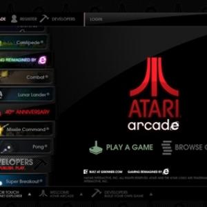HTML5でアタリのゲームが遊べる『ATARI ARCADE』 ゲーム開発者向けにSDKも提供