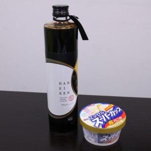 キーコーヒー初のお酒「繁栄鍵」が数量限定登場 バニラアイスにかけて食べてみた