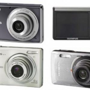 オリンパス、『マジックフィルター』など新機能を搭載したコンパクトデジカメ3機種発売へ