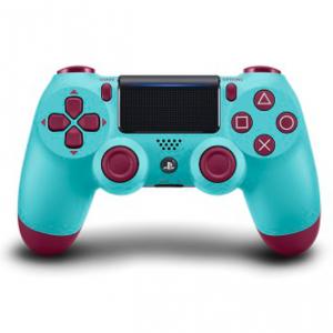 PS4用ワイヤレスコントローラーのゲオ限定カラー「ベリー・ブルー」再販決定! ゲオショップで3月30日より販売開始