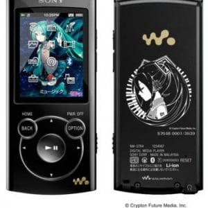 【ネギマガ】初音ミクモデル『ウォークマン』が一般販売開始! 販売期間は9月10日15時まで