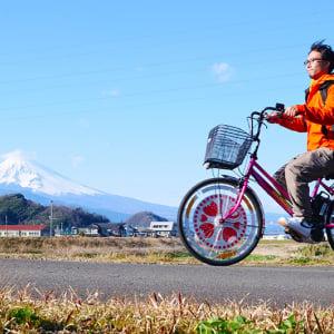 電動アシスト自転車の旅が最高すぎる。伊豆の世界遺産、滝、蕎麦を満喫