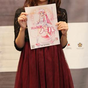 超人気声優の竹達彩奈さんが単独トークショー開催 「においが好きなんです!」と『消臭妖精ノール』役に抜擢