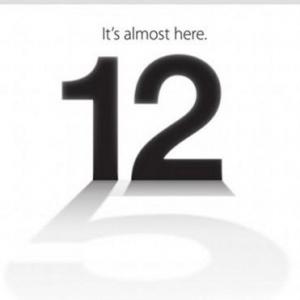 iPhone5が12日に発表 14日に予約開始で21日に全世界で販売開始か?