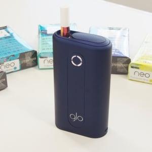 4mm太くなった専用スティックでたばこ葉30%増量! ブリティッシュ・アメリカン・タバコ『glo hyper』新登場