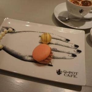 かわゆすぎ、楽しすぎな最高の幸せ空間「Q-pot CAFE.」レポート いよいよオープン!