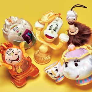 愉快な召使いの家具たちがおもてなし!ディズニー『美女と野獣』モチーフの雑貨「BE OUR GUEST」シリーズ