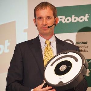 日々進化し続けるロボット産業の歴史と今 iRobot社による『ルンバ』新作発表会へ行って来た