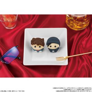 江戸川コナン&赤井秀一が和菓子に!見上げる表情が可愛すぎる『食べマス 名探偵コナン』4月25日発売