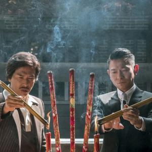 ドニー・イェンとアンディ・ラウが直々に映像と文字チェックをしてOKが出た、映画『追龍』日本版ポスターと予告編がこちらです:ドニー・イェン無双