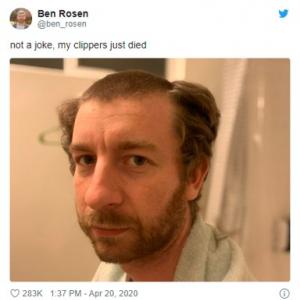 隔離生活で一番困るのは散髪 途中でバリカン壊れるなんて想定外