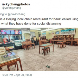 新型コロナウイルスの影響を受けながらも営業しているアジア各地の飲食店の様子