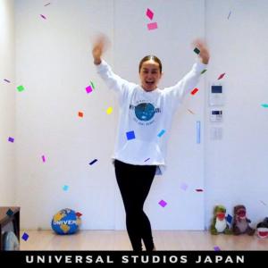 USJがおうちでダンスを考案!パーク恒例、夏のパレードの音楽に合わせて運動不足を解消:USJ最新アドレス