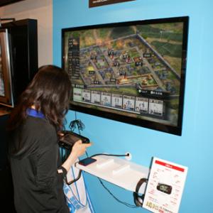【TGS2012】コーエーテクモブースでWii Uがひっそりとプレイアブル