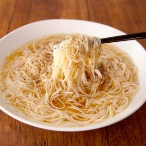 素麺で「塩ラーメン」を作る方法とは? 「素麺だけどもはやラーメン」「めちゃ簡単でまじ旨い」