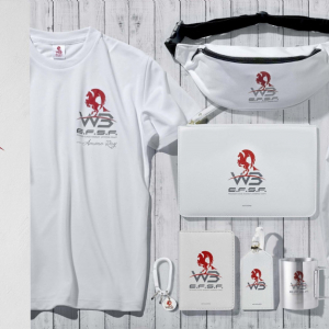 アムロも使っていた?『機動戦士ガンダム』ホワイトベース官給品がグッズに トレーニングTシャツは各クルーの名前入り