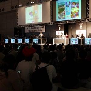 【TGS2012】大学対抗!!  『ぷよぷよ学生王決定戦』がすごーく熱い!!
