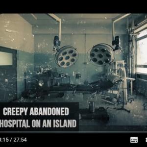 外国人YouTuberが撮影した日本の廃墟
