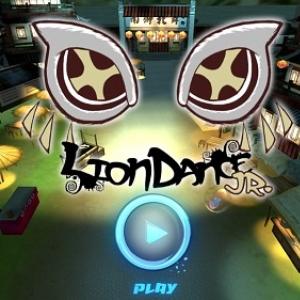 【TGS2012】獅子舞を踊れるようになるかも!? 獅子舞稽古ゲーム『LION DANCE JR.』を体験してみた
